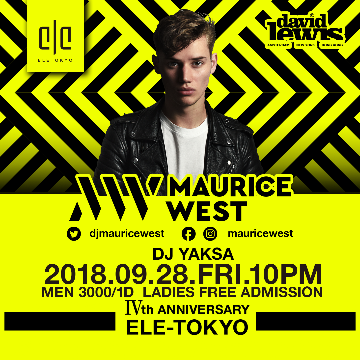 2018.09.28 MAURICE WEST